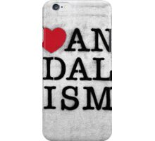 <3ANDALISM iPhone Case/Skin