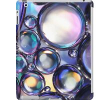 Metallic Oil  iPad Case/Skin