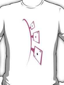 Gambit Card Attack T-Shirt
