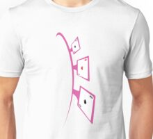 Gambit Card Attack Unisex T-Shirt