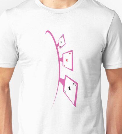 Gambit Card Attack Unisex T-Shirt