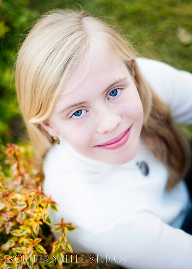 My Oldest Niece by ©Marcelle Raphael / Southern Belle Studios