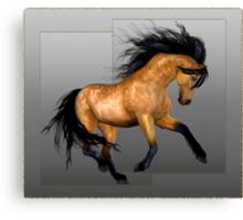 Horse 11.. calendar Canvas Print