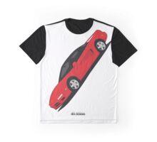 Honda NSX (Angled) Graphic T-Shirt