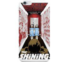 The Shining Grady Twins iPhone Case/Skin