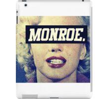 Monroe iPad Case/Skin
