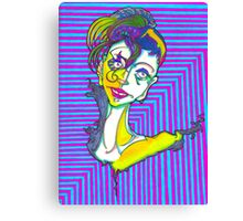 Fool Canvas Print
