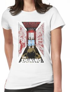The Shining Grady Twins Womens Fitted T-Shirt