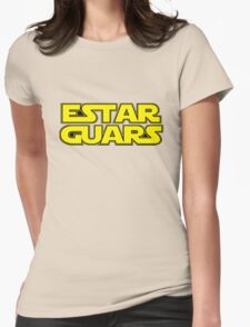estar guars Womens Fitted T-Shirt