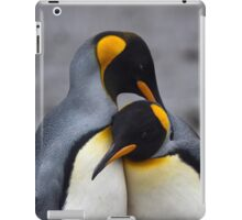 King Penguins in Love iPad Case iPad Case/Skin