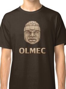Olmec Head Classic T-Shirt