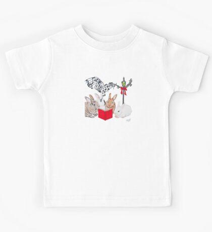 Christmas Card Series 1 - Design 11 Kids Tee