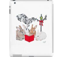 Christmas Card Series 1 - Design 11 iPad Case/Skin