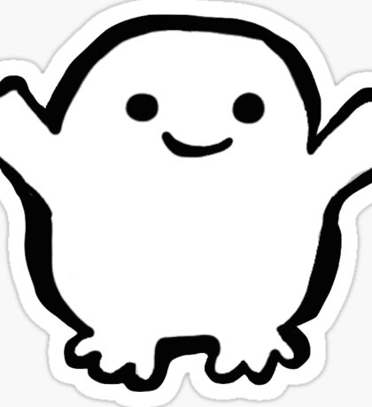 Adipose (Doctor Who) Sticker