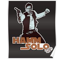 Hamm Solo Poster
