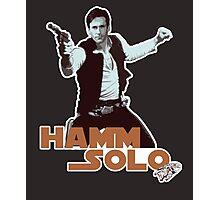 Hamm Solo Photographic Print
