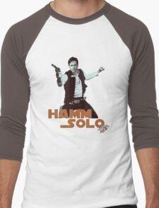 Hamm Solo Men's Baseball ¾ T-Shirt