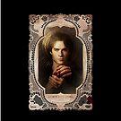 vampire diaries Damon Salvatore by ioanna1987