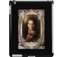 vampire diaries Damon Salvatore iPad Case/Skin
