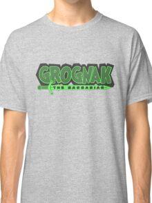 Grognak The Barbarian - Pip Boy Edition Classic T-Shirt