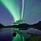 Aurora Raising by Frank Olsen