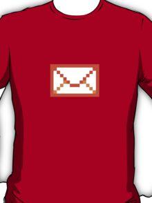 Orangered mail T-Shirt