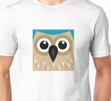 Wise Old Owl - T Shirt Unisex T-Shirt