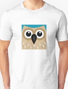 Wise Old Owl - T Shirt T-Shirt