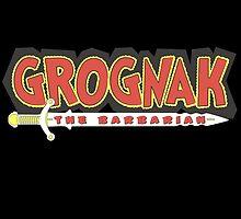 Grognak The Barbarian by HeySteve