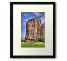 Anwick Castle Framed Print