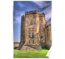 Anwick Castle Poster