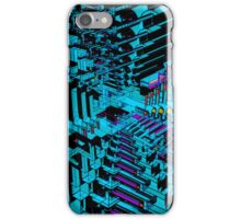 Dark Abstract 3D Construct iPhone Case/Skin