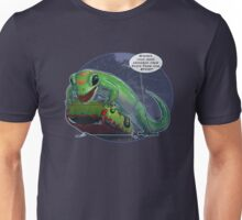 Jurassic Insurance Unisex T-Shirt