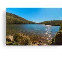 Lake Dobson, Tasmania Canvas Print