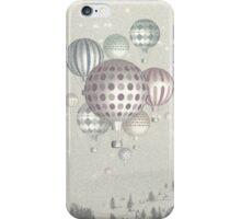 Winter Dreamflight iPhone Case/Skin