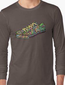 Cute Shoe Long Sleeve T-Shirt