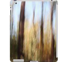Forest Abstract iPad Case/Skin