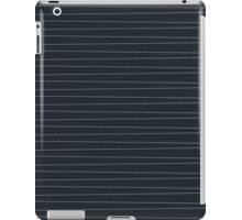 Pin Stripes, Groovy iPad Case/Skin