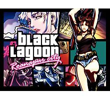 Black Lagoon Photographic Print