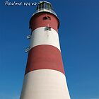 "Lighthouse ""..My high tower.."" Psalms 144 v2, The Bible by silverportpics"