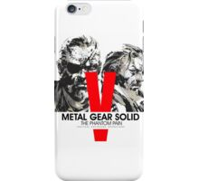 Metal Gear Solid V The Phantom Pain iPhone Case/Skin