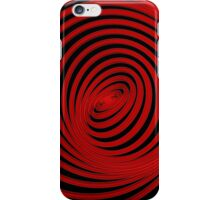 Abstract Concentric Circles iPhone Case/Skin