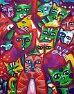 'Tony's Cats' by Jerry Kirk
