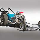 Vintage Dragster  by DaveKoontz