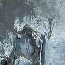 Ice Elephants by MaeBelle
