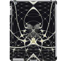 Golden Spiderweb iPad Case/Skin