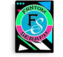 Fantom Seraph Promotional Merch Canvas Print
