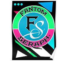 Fantom Seraph Promotional Merch Poster