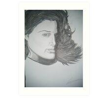 Natalie Portman Art Print