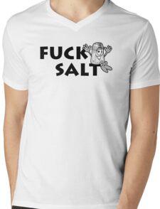 Tourettes Guy Fuck Salt Mens V-Neck T-Shirt